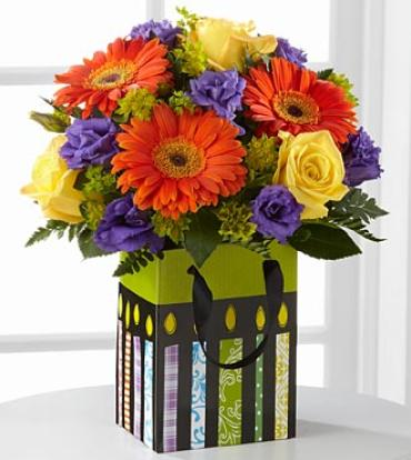 Perfect Birthday Gift Bouquet
